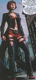 Kendra Louise Price (Earth-616)