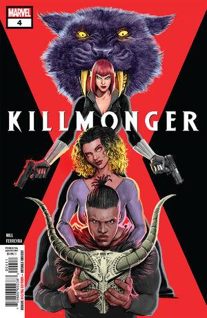 Killmonger Vol 1 4