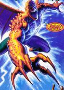 Lemuel Halcon (Earth-928) from X-Men 2099 Oasis Vol 1 1 001