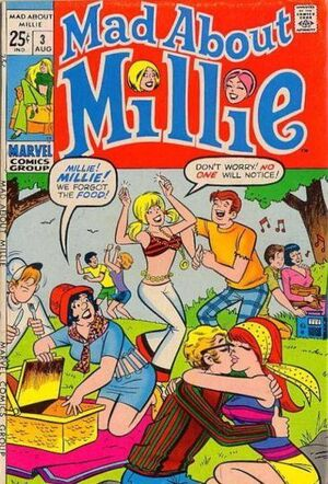 Mad About Millie Vol 1 3