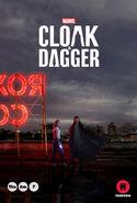 Marvel's Cloak & Dagger poster 002