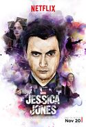 Marvel's Jessica Jones poster 003
