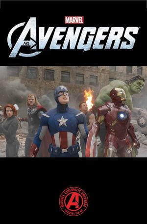 Marvel's The Avengers Vol 1 2 Textless