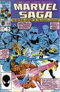 Marvel Saga the Official History of the Marvel Universe Vol 1 14