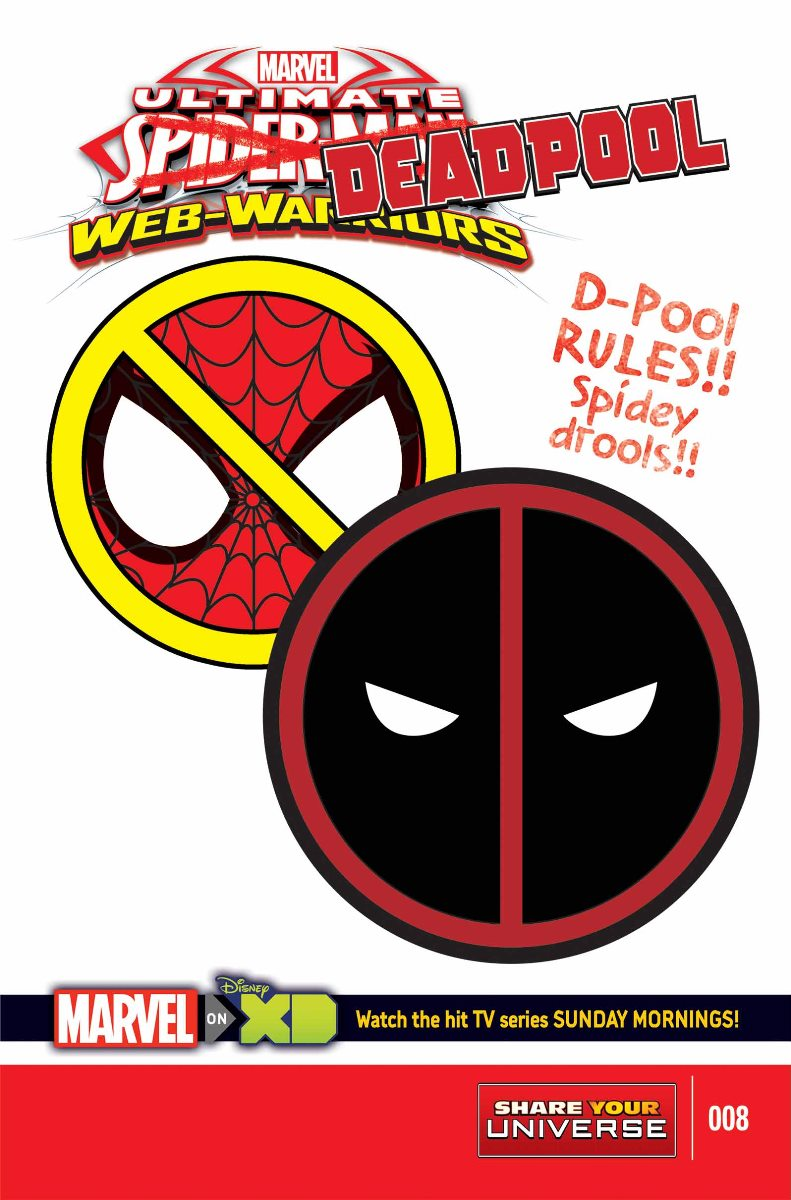 Marvel Universe Ultimate Spider-Man: Web Warriors Vol 1 8 | Marvel ...