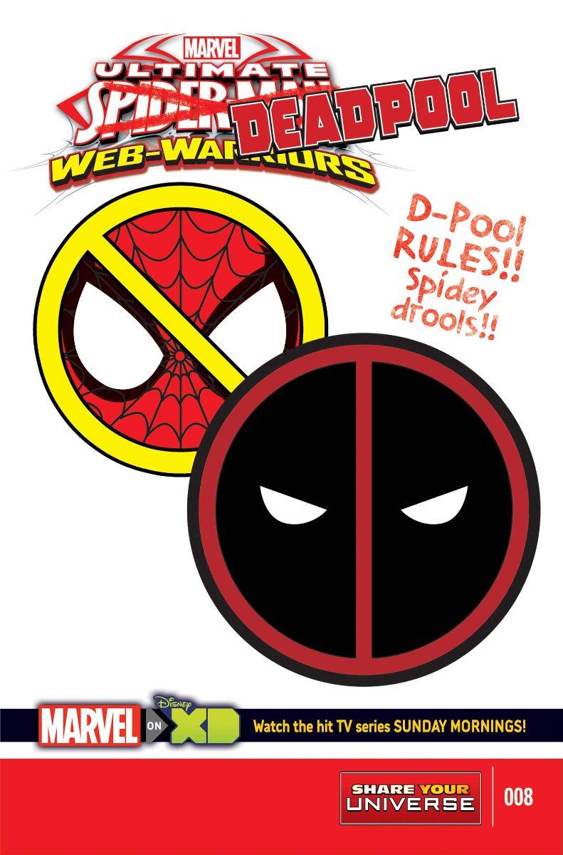 Marvel Universe Ultimate Spider-Man: Web Warriors Vol 1 8 | Marvel ...