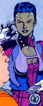 Maxine Sands (Earth-928) from Punisher Vol 1 14 0001