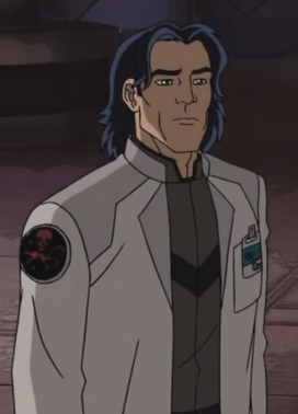 Michael Morbius (Earth-12041) from Ultimate Spider-Man Season 4 8