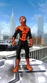 Otto Octavius (Earth-TRN396) from Spider-Man Unlimited (video game)
