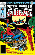 Peter Parker, The Spectacular Spider-Man Vol 1 6