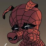 Peter Porker (Earth-Unknown) from Spider-Man Annual Vol 3 1 001