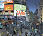 Piccadilly Circus from Iron Man Vol 4 7 0001