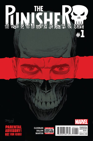 Punisher Vol 11 1