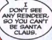 Santa Claus (Earth-7642) from Daredevil Shi Vol 1 1 001