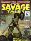 Savage Tales Vol 1 1