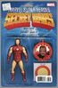 Secret Wars Vol 1 9 Action Figure Variant