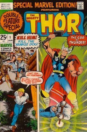 Special Marvel Edition Vol 1 1