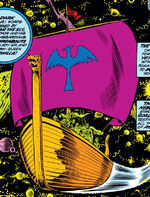 Starjammer (Asgard) (Earth-616) from Thor Vol 1 214 0001