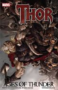 Thor Ages of Thunder TPB Vol 1 1