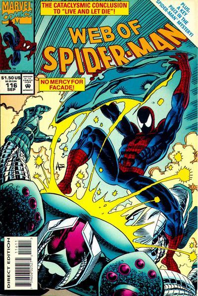Web of Spider-Man Vol 1 116