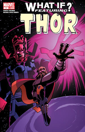 What If Thor Vol 1 1