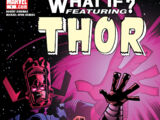 What If: Thor Vol 1 1