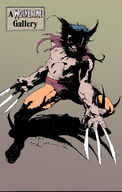 Wolverine Vol 2 10 Back
