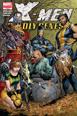 X-Men Deadly Genesis Vol 1 6