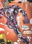 Xeno Engramatic Robot Organism (Earth-616) from X-51 Vol 1 11 001