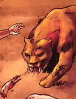 Zabu (Earth-2149) from Marvel Zombies Vs. Army of Darkness Vol 1 4 001