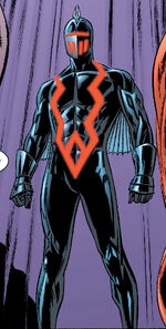 Ahura Boltagon (Earth-9997) from Universe X Vol 1 2 0001