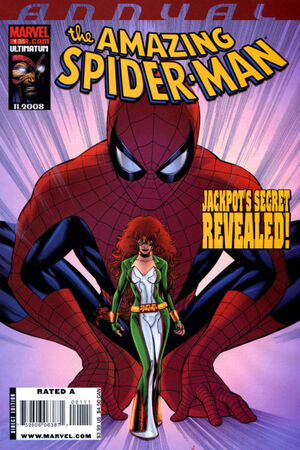 Amazing Spider-Man Annual Vol 1 35