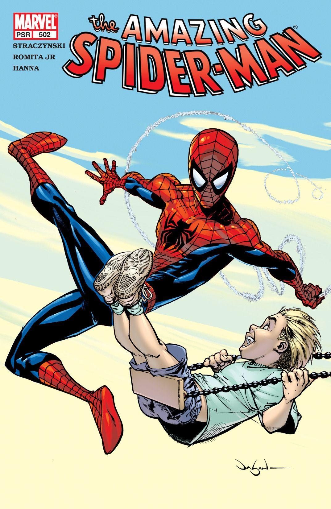Amazing Spider-Man Vol 1 502