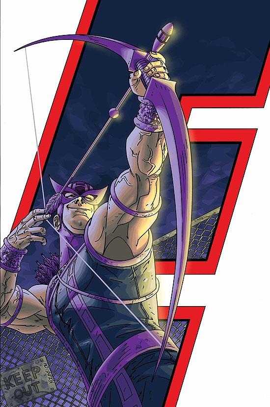Avengers Earth's Mightiest Heroes Vol 1 6 Textless