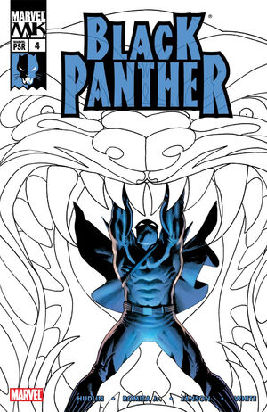 Black Panther Vol 4 4