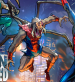 Brian Kornfield (Earth-TRN461) from Spider-Man Unlimited (video game) 001