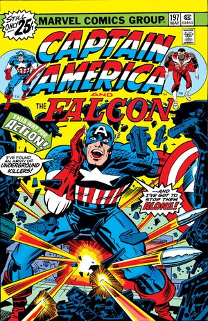 Captain America Vol 1 197
