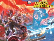Captain America Vol 9 1 Wraparound