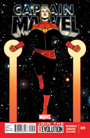 Captain Marvel Vol 7 9