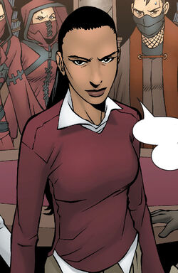 Catherine Wilder (Earth-616) from Runaways Vol 1 11 001