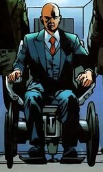 Charles Xavier (Earth-1610) from Ultimates 2 Vol 1 2 0001