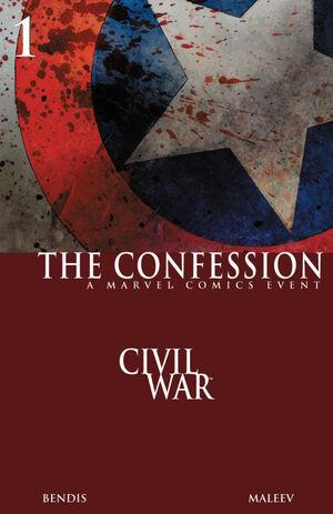 Civil War The Confession Vol 1 1