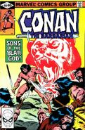 Conan the Barbarian Vol 1 109