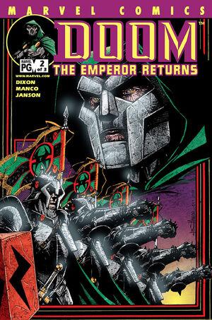 Doom The Emperor Returns Vol 1 2