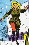 Elizabeth Braddock (Earth-616) from Captain Britain Vol 1 8 0001