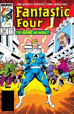 Fantastic Four Vol 1 302