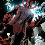 Galan (Earth-2149) from Marvel Zombies Vol 1 3 0001