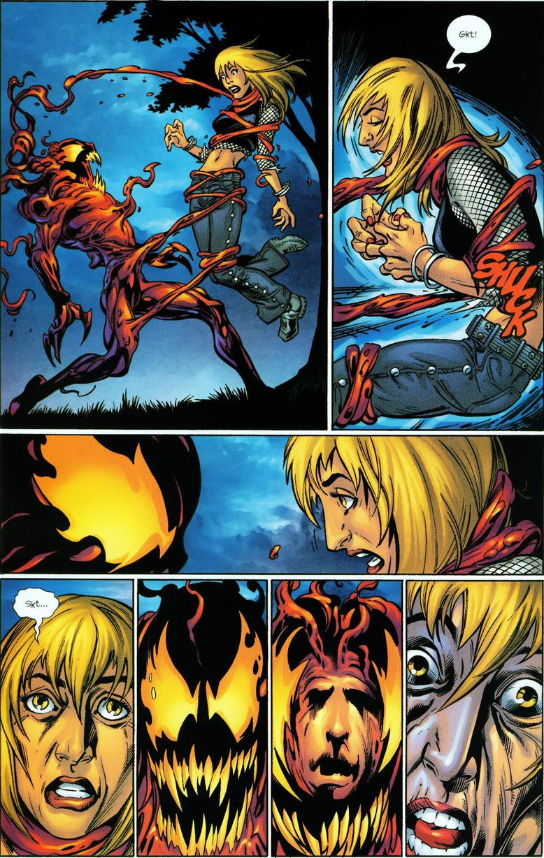 Ultimate Gwen Stacy Carnage