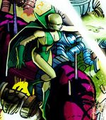 Heather Douglas (Earth-10071) from Avengers Vol 4 4 001