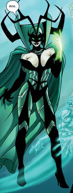 Hela (Earth-616) from Thor Vol 2 84 001